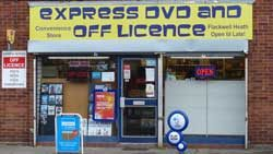 Express Videos and Off License
