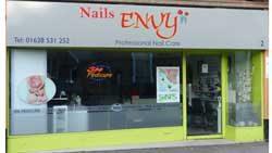 Nails Envy