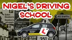 Nigel's Driving School